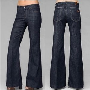 7 for all mankind Ginger flare jean